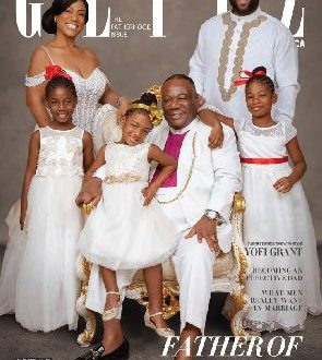 Glitz Africa Announces The Release Of Its 21st Issue