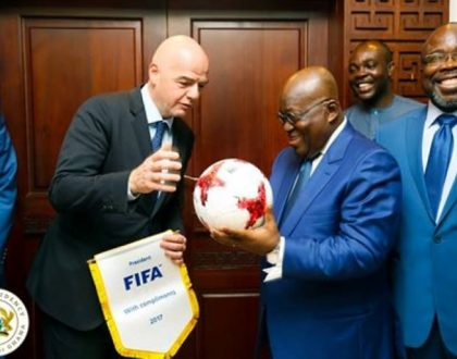 Government Agrees To Halt GFA Dissolution After FIFA's Threat To Ban Ghana
