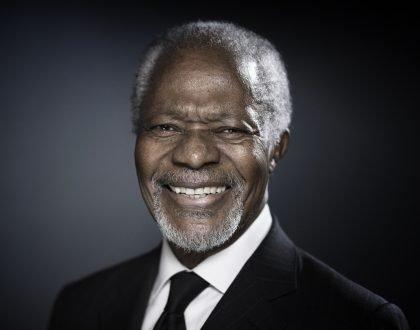 Former UN Secretary General-Kofi Annan Passes Away