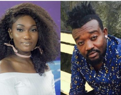Wendy Shay Allegedly Caught In Bed With Bullet