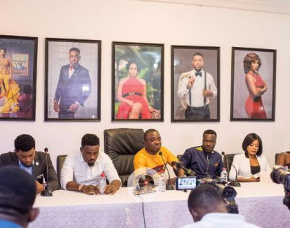 We Are Not Part Of Ghana Movie Awards 2018 – Zylofon Media