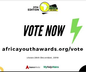 2018 Africa Youth Awards Nominees Announced(See List)