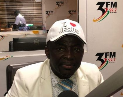 Papa Shee Says People Doubt Him Because Of Ofori Amponsah