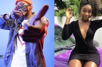 Nothing Can Make My Feelings For Efia Odo Fade Away - Nigerian Rapper Reveals