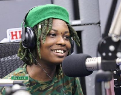 Stonebwoy Is Very Simple - OV