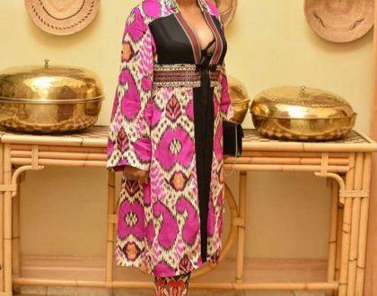 The lady behind Minnie Dlamini's perfect wedding