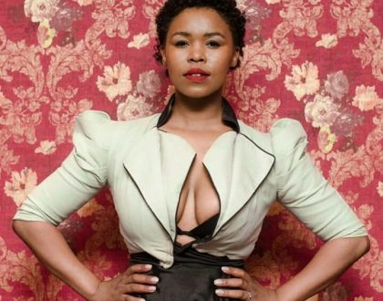 Zahara impresses us with her dance moves (Video)