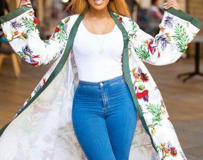 Meet Jessica Nkosi adorable baby girl