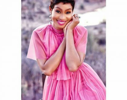 Kgomotso Christopher scoops first Safta award