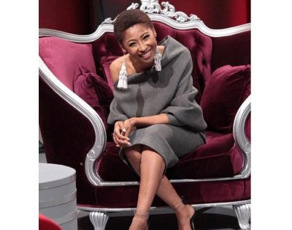 Enhle Mbali hospitalized after hijack