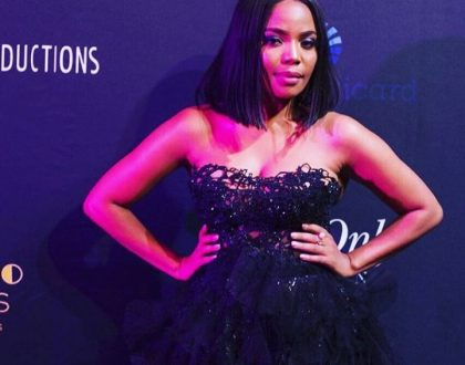 Terry Pheto to feature in international movie