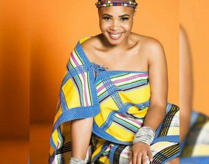 Hulisani Ravele launches beauty bar