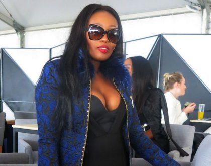 Sophia Ndaba gets married for the third time (Details)