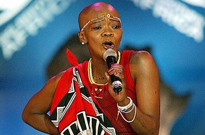 Brenda Fassie Biopic filmmakers may face legal action