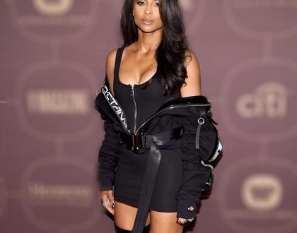 Ciara shows her baby to the world (Photos)