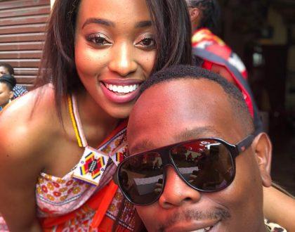 Khaya & Ntando Mthethwa share cute family photo