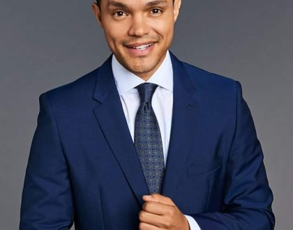 Trevor Noah accused of racism