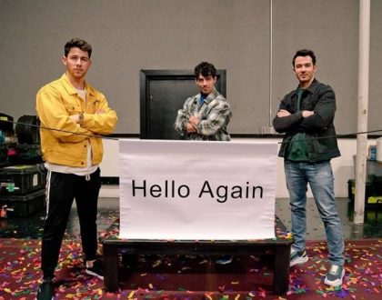 Watch: The Jonas brothers are back... and their baes too