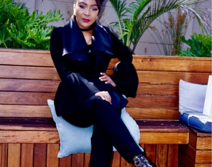 Uyanda Mbuli to host a show in  East Africa