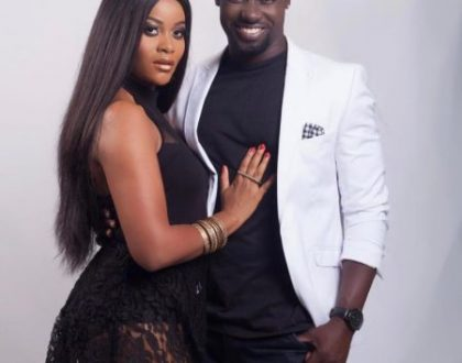 Actor Chris Attoh Confirms Divorce from Damilola Adegbite
