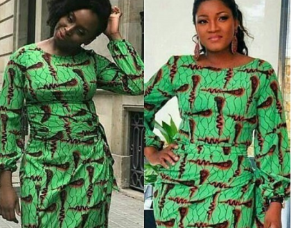 Rock battle: Chimamanda or Omotola