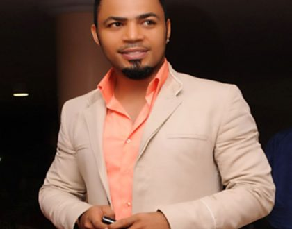Today, we are Crushing on Nollywood's Lover Boy, Ramsey Noah