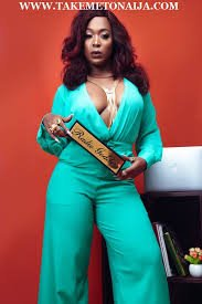 Popular Nigerian OAP, Moet Abebe advises women to become virtuous