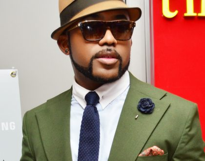 """""""I can't be President of Nigeria"""" Banky W says."""