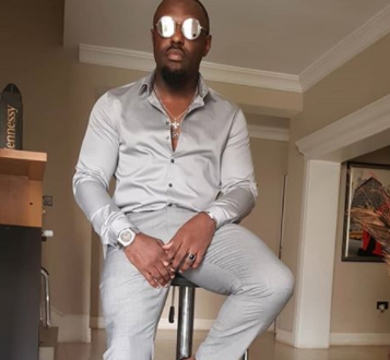 Jim Iyke blasts and ridicules Instagram user who commented that he should go and marry