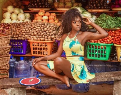 Wow!!! Beverly Osu stuns in new photo shoot