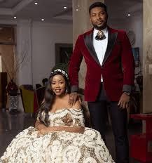 Beautiful photos from the wedding of Gulder Ultimate Search 6 winner Uche Uwazeapu